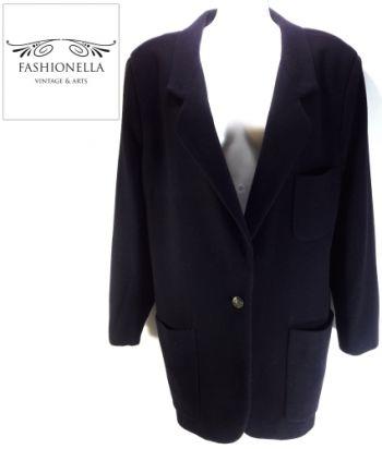 Abrigo en Cashmere y lana - Fashionella