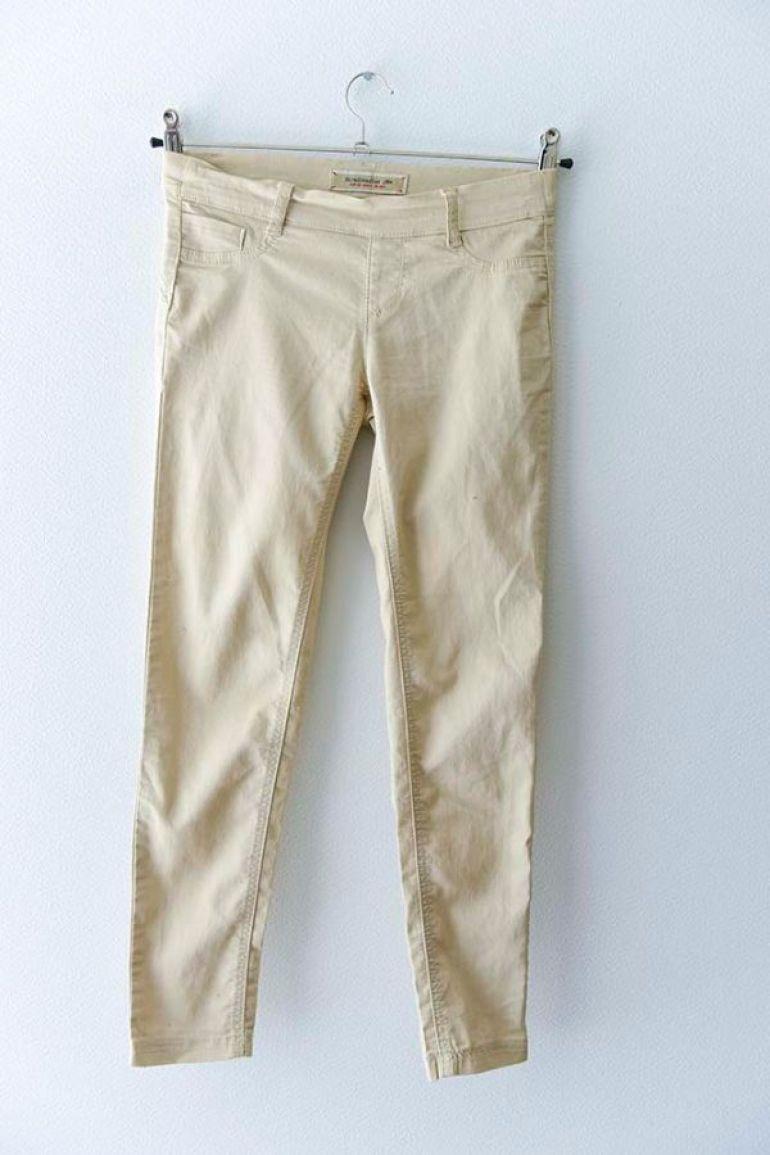 Jeggins color  beige
