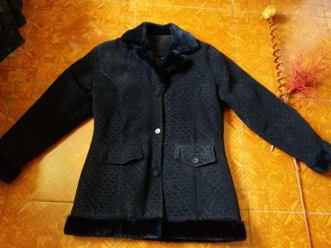 Abrigo estilo New yorkino