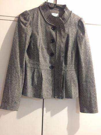 Abrigo/saco gris