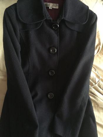 Abrigo negro  IVE