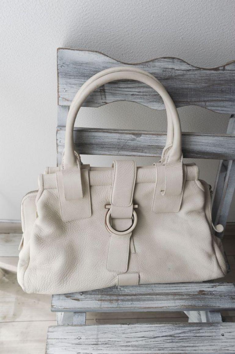 Bolsa color blanco