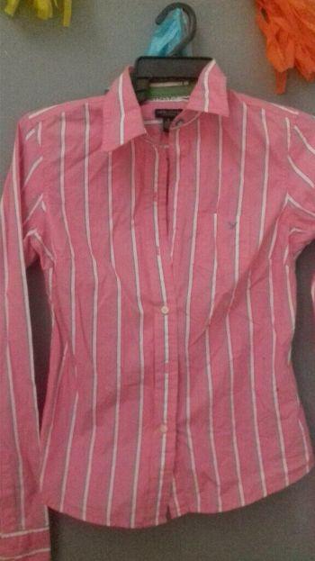 camisa de lineas
