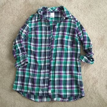 Camisa de cuadros GAP