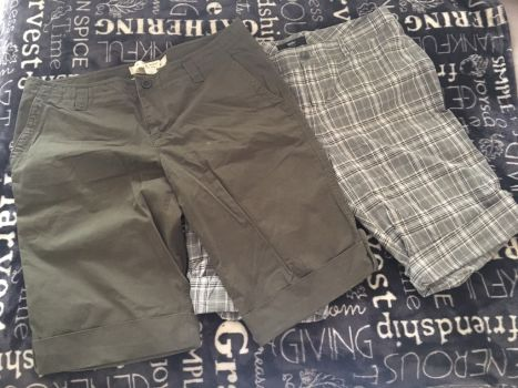 2-Pack Short tipo Bermuda Mossimo+Old Navy