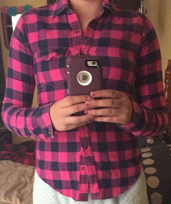 Camisa de cuadros Abercrombie & Fich