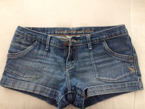 Abercrombie Denim Short