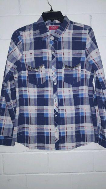 Camisa de Cuadros Shasa