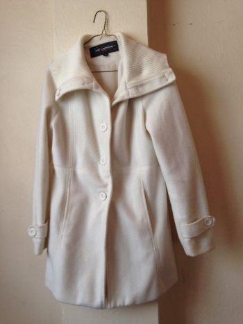 Abrigo beige mediano