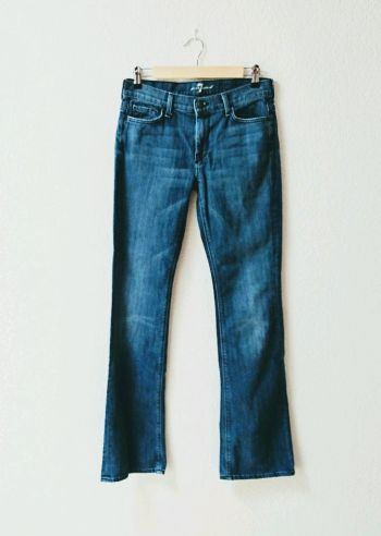 7 for all mankind, T 28