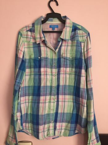 Camisa cudrada