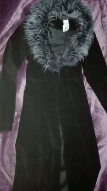 abrigo para fiesta