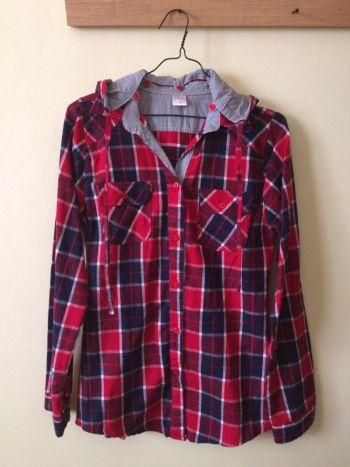 Camisa de franela NUEVA ✅