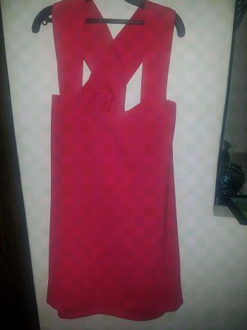 Vestido fiusha Sfera