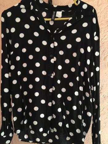 Camisa de bolas H&M