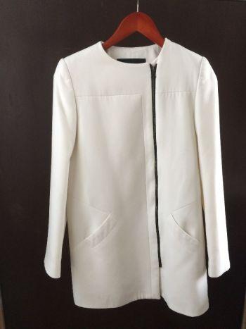 Abrigo formal Zara