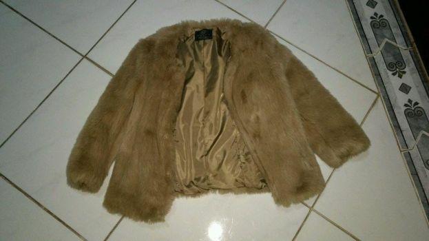 abrigo Zara TRF