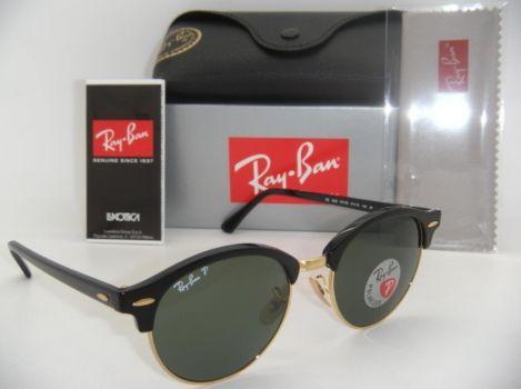 rayban clubround RB 4246 901/58 51mm