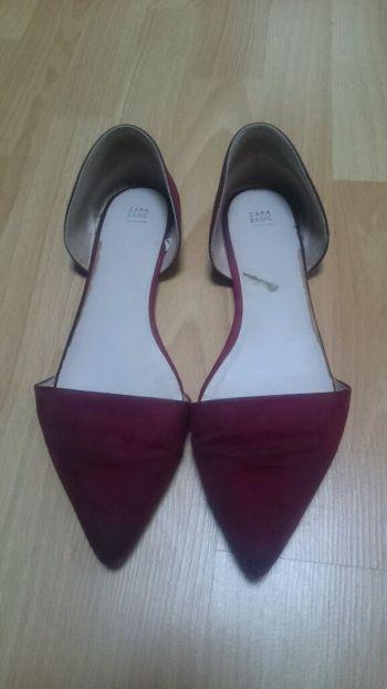2x161 zapato en punta