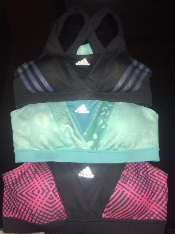 3 Tops Adidas Supernova