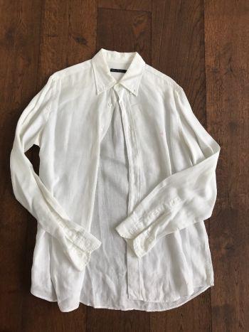 Camisa de lino PG