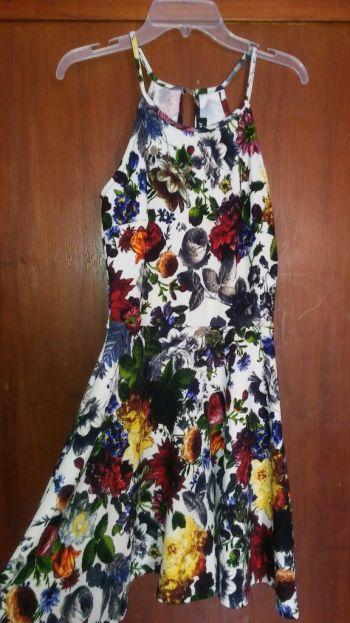 Vestido Floral?