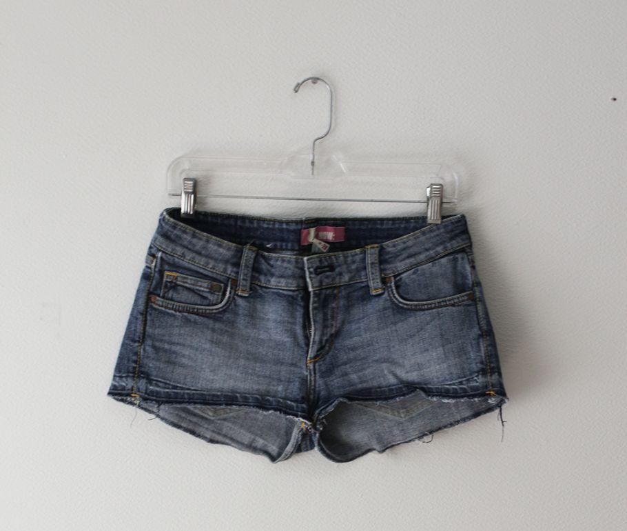shorts deslavados