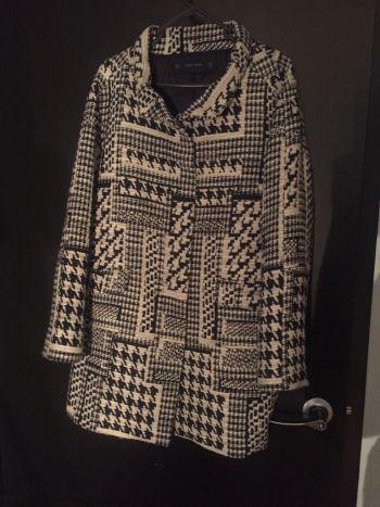 Abrigo de invierno Zara